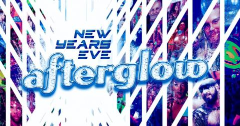 Afterglow New Year's Eve flier
